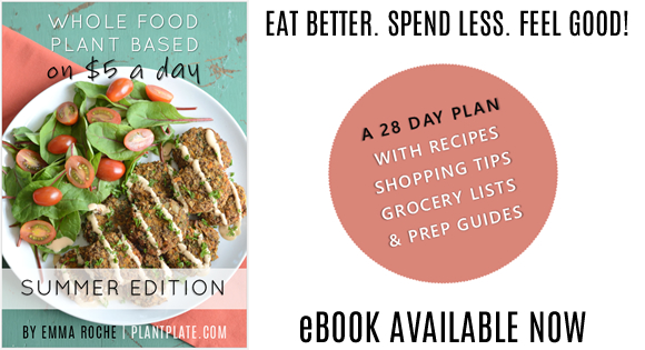 Plantplate articles ebook whole food plant based on 5 a day with more than 30 brand new recipes its proof that nutritious and delicious plant based eating doesnt have to cost you more forumfinder Images